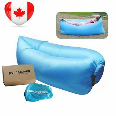 Easy Inflatable Waterproof Lounger Sofa Airbed Couch for Indoor or Outdoor Use