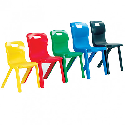 Childrens Plastic Chairs all Ages,Sizes and Colours Produced to {EN 1729 P1}Spec