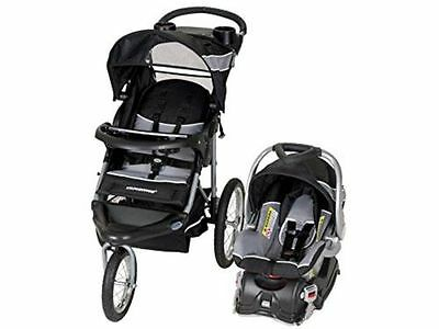 Baby Trend Expedition Jogger Travel System, Phantom - NEW - Ships same day paid!
