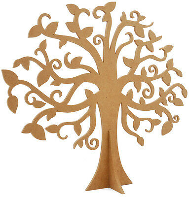 """Beyond The Page Mdf Large Family Tree 17.75""""X15.625"""" SB2086"""