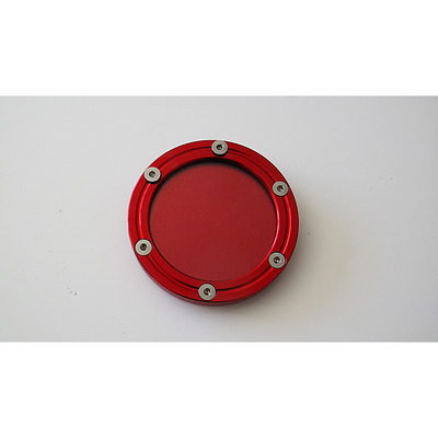 Support Vignette Insurance Flat Round Red
