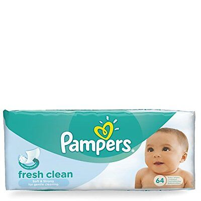 Pampers Feuchte TŸcher Fresh Clean