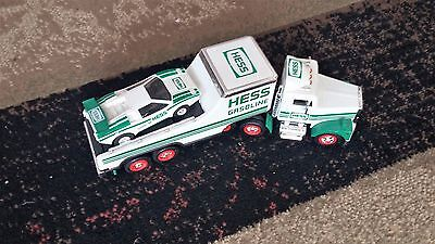 Hess Gasoline 1991 Toy Truck and Racer Collectable
