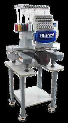 Avance 15 Needle Commercial Embroidery Machine