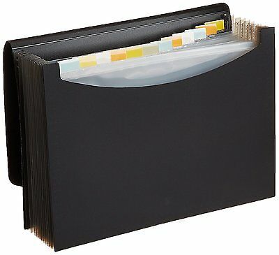 Document Storage Expanding File Folder Pockets Letter Organizer Bag Waterproof