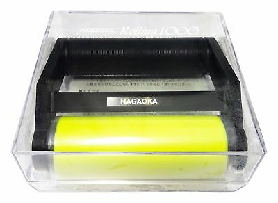 Nagaoka Cl-1000 Rolling Record Cleaner Sealed