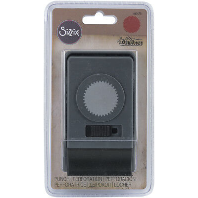 Sizzix Large Paper Punch By Tim Holtz Seal 660178