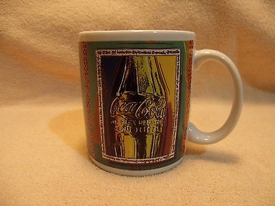 Coca Cola Collectible Coffee Mug Coffee Cup/ Dakin