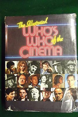 The Illustrated Who's Who of the Cinema 1983 Hardcover by LLoyd, Fuller & Desser