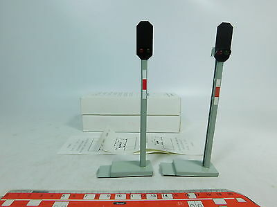 AX658-0,5# 2x PZ-Model Spur 0 (1:45) Tin - main traffic light tested