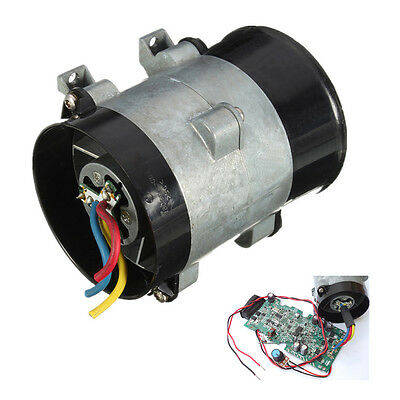 DC 12V 3 Phase Inner Rotor Brushless Motor Ducted Fan Turbo Blower with 3 Line