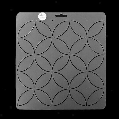 DIY Stencil Plastic Quilting Template Quilt Tool for Patchwork Sewing Craft