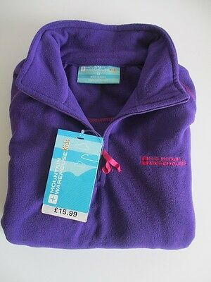 Mountain Warehouse Ashbourne Kids Fleece