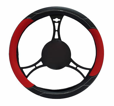 39-41 cm Universal Steering Wheel Cover Styling Tuning Decoration Protection 184