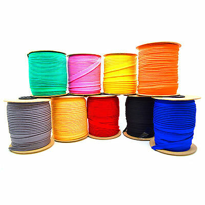 3m Colourful Cotton Edging Trimming Piping Ribbon Trim Lame Sewing Crafts