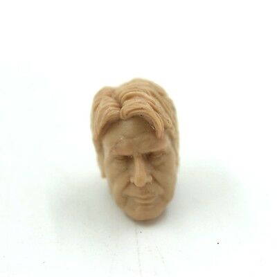 """Star Wars The Black Series HAN SOLO PROTOTYPE HEAD FOR 6""""  ACTION FIGURE"""