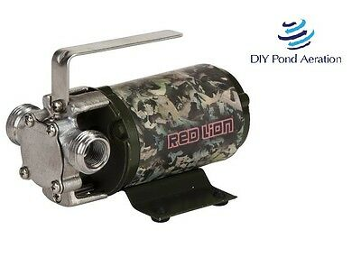 Portable 12V 300GPH Electric Diesel Oil/water/Fuel Transfer Extractor Pump Motor