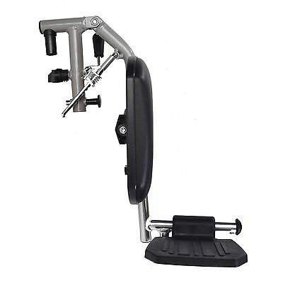 Elevated Leg rest / foot rest for Elite Care ECSP03 wheelchairs - adjustable