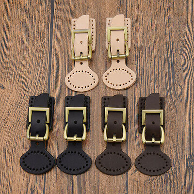 Leather Clasp Button Tuck Lock Closure Decor Handcraft Bag Accessories Tools