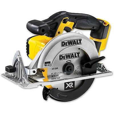 Dewalt DCS391N 18v XR li-ion circular saw naked - body only