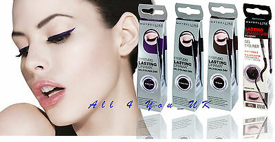 Maybelline Eye Studio Lasting Drama Gel Eyeliner 24H~~Please Choose Shade