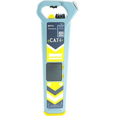 Radiodetection eCAT4+ CAT Cable Avoidance Tool - DEPTH AND DATA Logging Model
