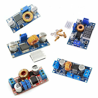 XL4015 5A DC-DC Step Down Buck Converter Module Power Supply LED Lithium Charge