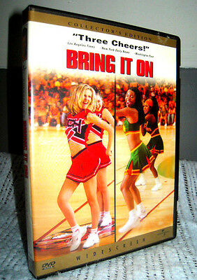 Bring It On (DVD) Collectors Edition-Widescreen