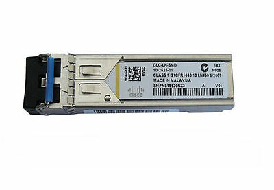 Genuine Cisco SFP Transceiver Model Gbic 10-2625-01 GLC-LH-SMD