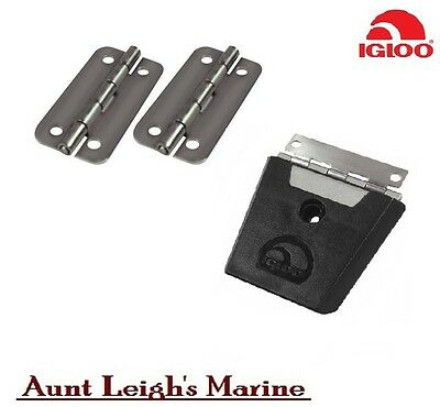 SeaChoice Genuine Igloo Cooler Replacement Parts Latch 24029 Hinges 24005