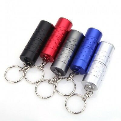 Super Mini LED Flashlight 3 Mode 2000LM XM-L T6 Waterproof Torch Silver