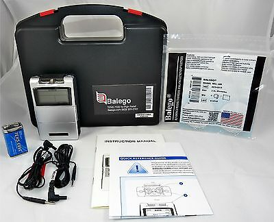 Tens Machine (Tens 7000) For Pain Relief And Muscle Stimulation Tens 7000
