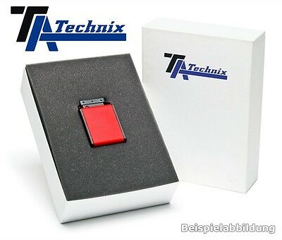 TA TECHNIX SOFTWARE OPTIMISATION,TUNING BOX, ADDITIONAL CONTROL UNIT 3.0 dCi