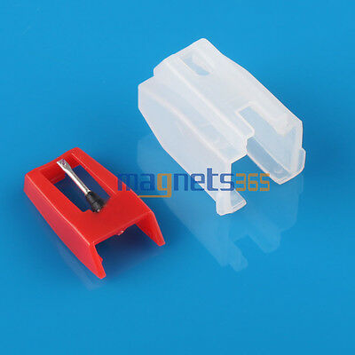 1 x Turntable Diamond Stylus Needle For LP Record Player Phono Ceramic Cartridge