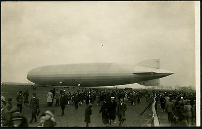 Germany (223) Airship Luftshiff Graph Zeppelin Berlin Collection Pc Vf Unused
