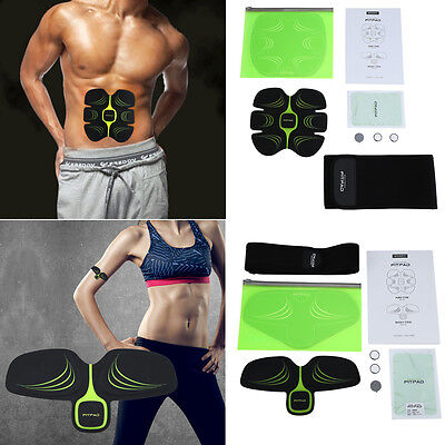 Muscle Training Body Fitness ABS/FITPAD Gear Strength Exerciser With Toning Belt