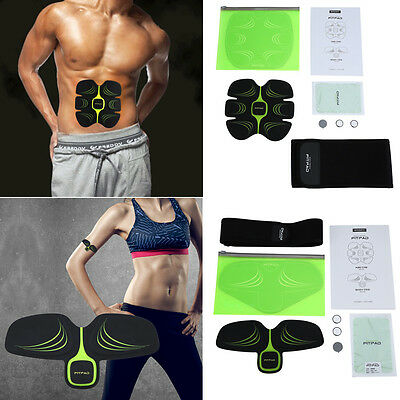 ABS/FITPAD Muscle Training Body Fitness Slim Gear Fit Pad Abdominal Exerciser AM