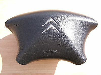 Citroën Xsara Picasso phase 2 , airbag volant , coussin gonflable 96470413XT