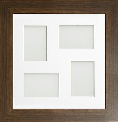 Brown Watson Multi Aperture Collage Picture Photo Frames Choice of Mount Design
