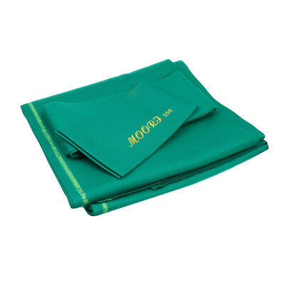 Green Wool Pool Snooker Billiards Table Cloth Felt for 9ft