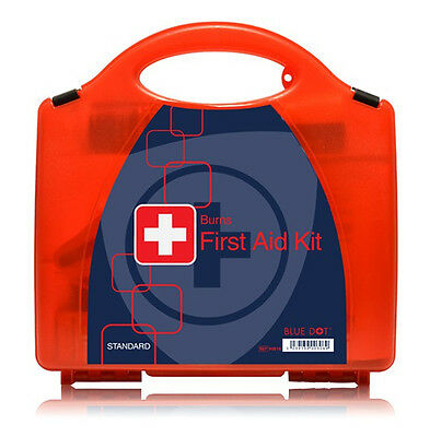 Eclipse Burns First Aid Kit - Standard or Extra - Red, Burn Care, Relief, Fire