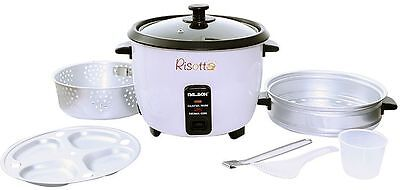 Palson Electric Rice Cooker 1.8L Automatic 750W Non-Stick Pot Boiler Steamer