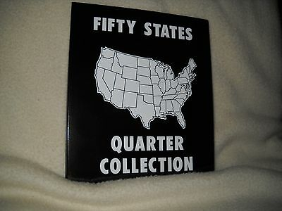 50 States Quarter Collection Album Only.all 50 States Slots For Quarters.fr Ship
