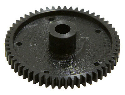 56T, 1/4 inch Bore, 32 Pitch Plain Bore Gear By ServoCity #    SPBD32-34-56