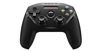 SteelSeries Nimbus Wireless Controller - Black - iOS compatible