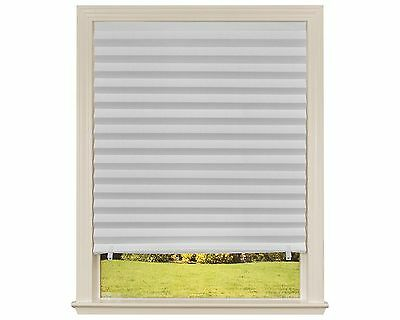 Redi Shade 3401292 White Temporary Window Shades 48-by-90-Inch 2-Count