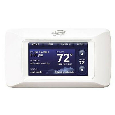 NEW Comfortnet High Defintion Communicating Thermostat CTK04 Redlink