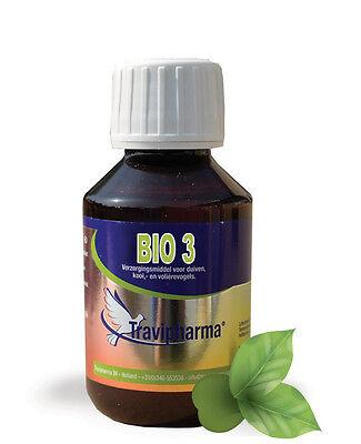 Pigeon Product - BIO 3 - Energy - Revitalizing - by Travipharma