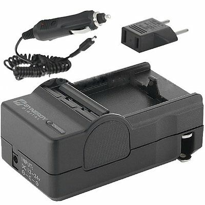 Casio Exilim EX-S200 Digital Camera Battery Charger 110/220V