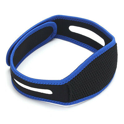 Anti-snoring strap Comfortable Adjustable Soft Jaw Relief Device Support B5D5